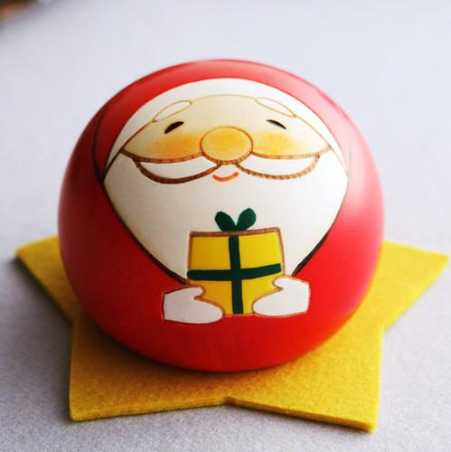 中川政七商店サンタこけし