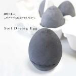 天然素材おしゃれ消臭って言ったら、この卵でしょ?