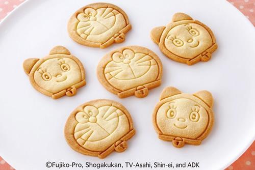 どらえもんクッキー型