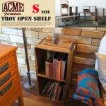 ヴィンテージシェルフのTROY OPEN SHELFアンティーク家具と合わせて